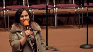 10/07/2018 Сестринская конференция Анна Савочкина