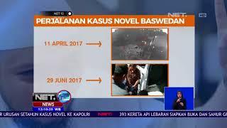 Perjalanan Kasus Novel Baswedan  NET12