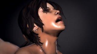 Não assistam o video Lara Croft in Trouble