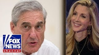 Ann Coulter: What is it that Mueller's investigating?