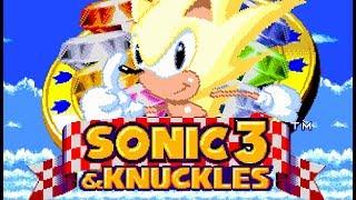 [Rus] Sonic 3 & Knuckles - Гипер-прохождение! [1080p60][EPX+]