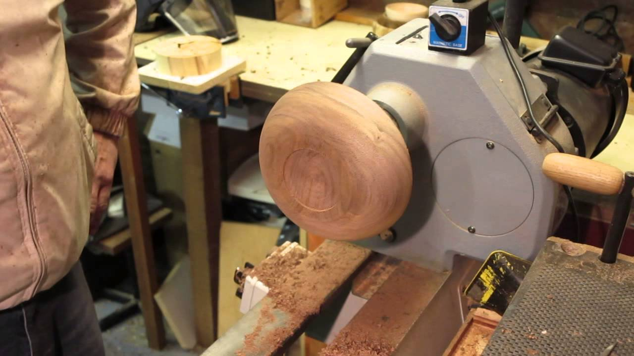 how to add a vfd to a wood lathe