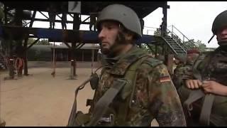 Spiegel TV   Operation Nachwuchs   Spezialausbildung bei der Bundeswehr Full Doku