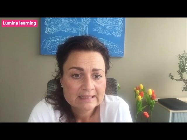 KOUČINK LUMINA LEARNING: Jak jej hodnotí Hana Coufalová?   Reference