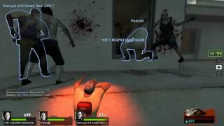 Left 4 Dead 2 - Tripple Instant Kill Tank