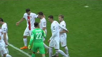 Kwalifikacje Euro: Polska - Gibraltar 8:1 (07.09.2015 )