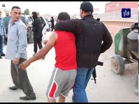 مشاهد من المداهمات الأمنية في جنوب المملكة   Roya