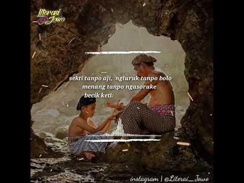 Video Buat Story Wa Bahasa Jawa