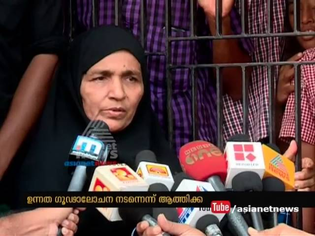 Shukoor  Murder Case,  CBI questioned  Shukoor Mother| FIR 16 June 2016