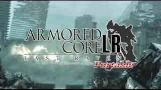 Armored Core Last Raven Portable - PV2