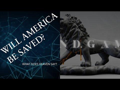 Will God Save America?