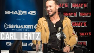 """Carl Lentz Talks Helping Justin Bieber Get His Life on Track + New Book """"Own The Moment"""""""