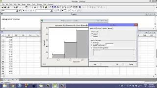 Como crear histogramas y diagrama de caja en Minitab 16