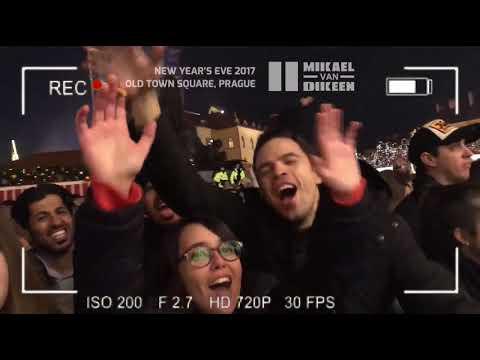 NYE 2017 | Old Town Square, Prague | Mikael Van Dikeen DJ Show