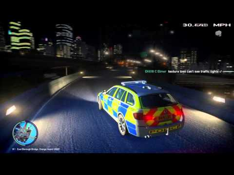 GTAIV: Multiplayer Met Police Double Crew as OC31