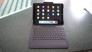 Logitech Slim Combo iPad Pro 10.5 case and cover keyboard combo!