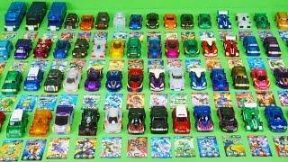 다 모았다 터닝메카드 1기 장난감 64종류 메카니멀 카드 네오 요타 엑스 포함 소개 turning mecard car toys