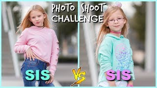SiS vs SiS PHoTo SHooT Challenge!!!