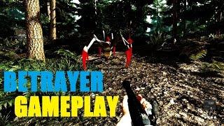Betrayer Gameplay [PC HD]