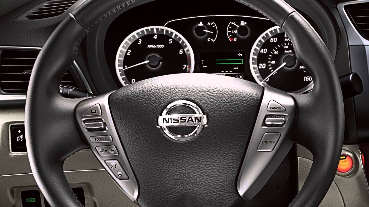 Nissan Sentra Owners Manual: Bluetooth settings