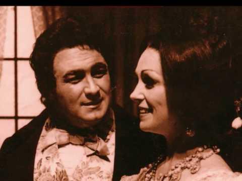 Robin Donald & Valerie Masterson Parigi O Cara  (Come Bid Farewell To Paris)  'La Traviata'