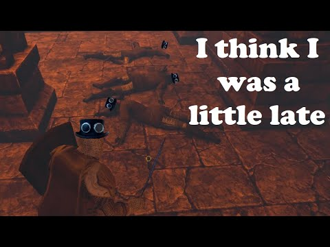 Legends of Ellaria part 4: Maybe I shouldn't have explored