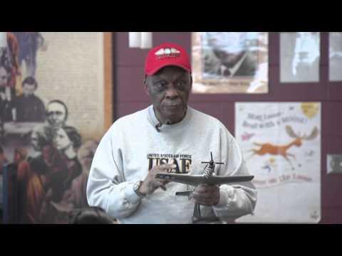 Tuskegee Airmen Member Lieutenant Colonel Washington DuBois Ross