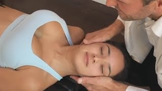 50+ Minute ASMR Chiropractic Adjustment Compilation