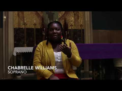 CityMusic Cleveland: Soprano Chabrelle Williams explains the love story in Wagner's Wesendock Lieder