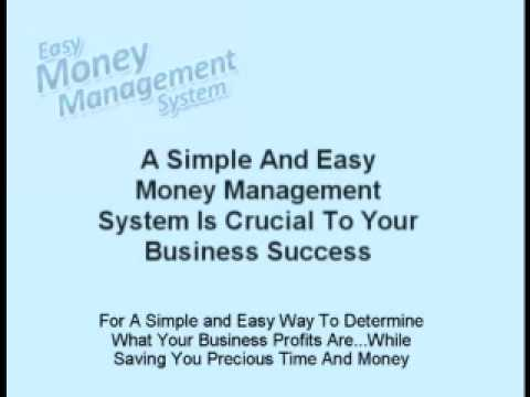 Small Business Start Up Tips With Easy Money Management System saves Time Money in Small Business