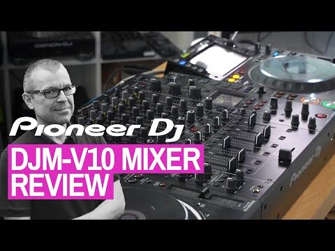 Pioneer DJ DJM-V10 Mixer Review - Allen & Heath Killer?