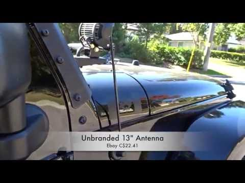 My Jeep WRANGLER ACCESSORIES - BRANDS and COST $$$$