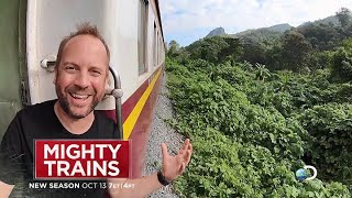 Discovery Canada#39s Fall Lineup Starts Oct 7th!