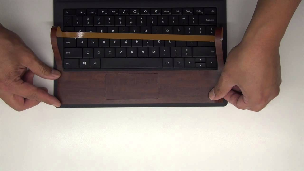 how to make a surface pro 3 keyboard work
