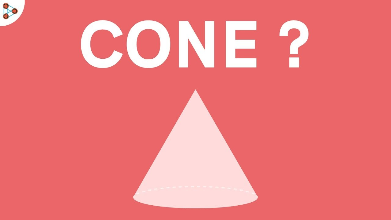 What is a cone