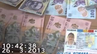 Mafia cămătarilor din Jibou, călcată în picioare de mascaţi