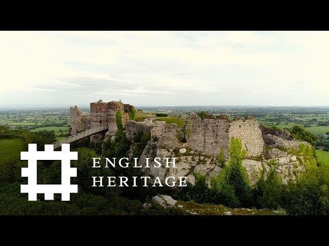 Postcard from Beeston Castle and Woodland Park | HD Drone Footage