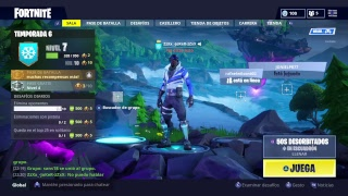 Noche Nocturna De Fortnite Ps4 /Matias Gaming