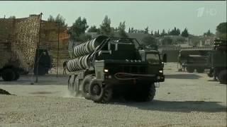Российская боевая операция в Сирии.