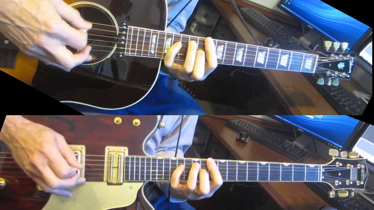 Beatles I Feel Fine Lead Guitar Secrets Youtube