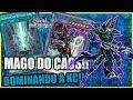 DECK MAGO DO CAOS REI DOS JOGOS!! TA INSANO!! [Yu-Gi-Oh! Duel Links]