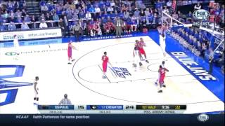 Is Doug McDermott A Lottery Pick? Creighton vs DePaul