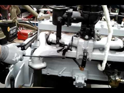 Dodge Wc 51 Proefdraaien Van Gereviseerde Motor Youtube