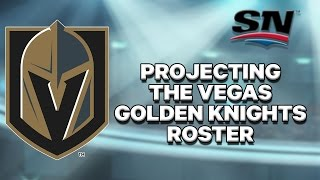 A look at the Vegas Golden Knights Roster thumbnail