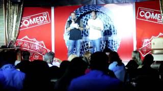 Сёстры зайцевы. Comedy Club 18 мая 2012