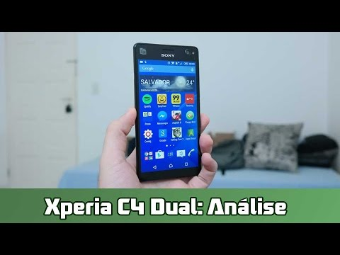 Sony Xperia C4 Dual: Análise completa [Review BR]