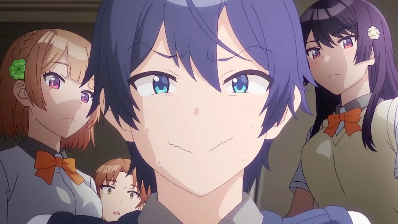 Anime Jealous Girl