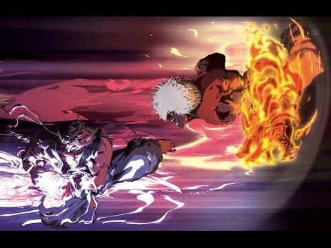 Ryu X Chun-li Infinity S01E07