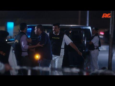 محمد فراج يسقط في أيدي الشرطة بحوزته مخدرات الهيروين - مسلسل تحت السيطرة