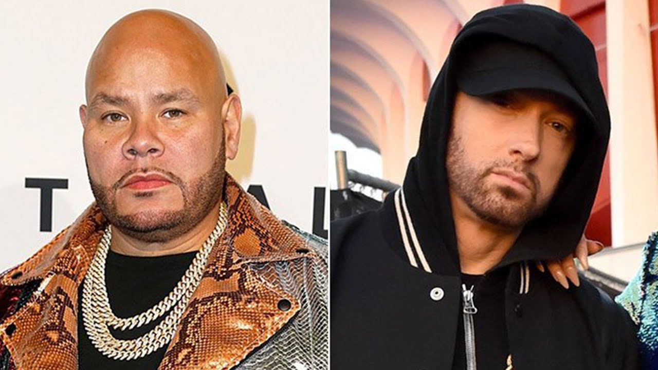 Eminem Called Fat Joe To His Discuss Retirement